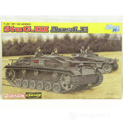 Carro Armato StuG.III Ausf.E - Smart Kit 1/35 (DR6688)