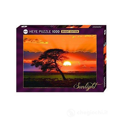 Puzzle 1000 Pezzi - Albero Soleggiato