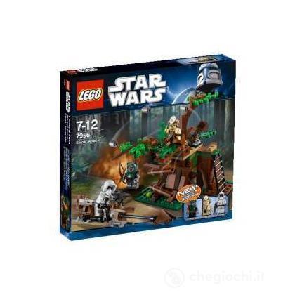 LEGO Star Wars - L'attacco dell'Ewok (7956)