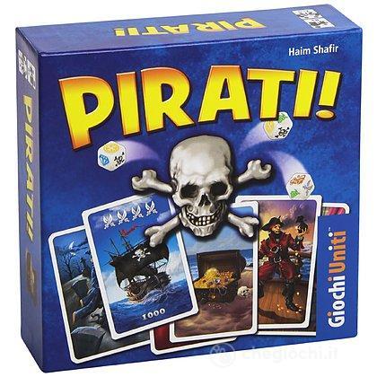 Pirati! Gioco di Carte