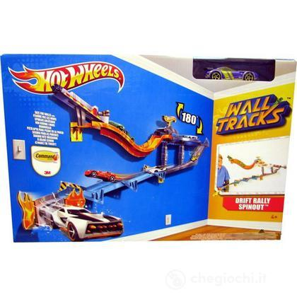"Hot Wheels - Wall Tracks ""Super Rally"" (W2105)"