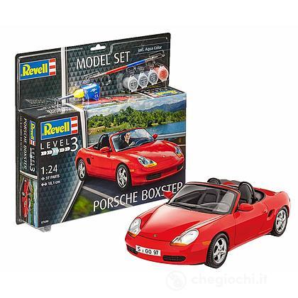 Auto Model Set Porsche Boxster 1/24 (RV67690)