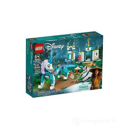 Raya e il drago Sisu - Lego Disney Princess (43184)