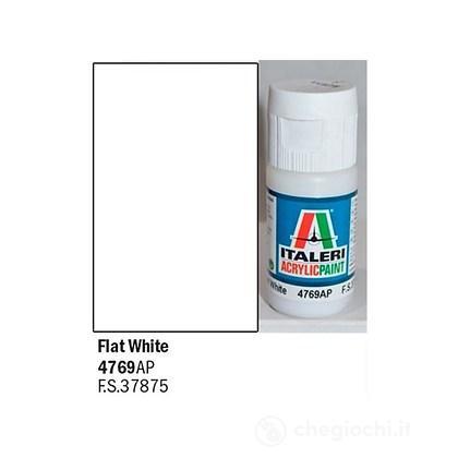 Colore Bianco Flat White (4769AP)
