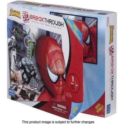 Puzzle 3D Spider-Man