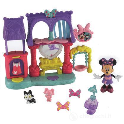 Il salone di Bellezza dei cuccioli di Minnie (BHT80)