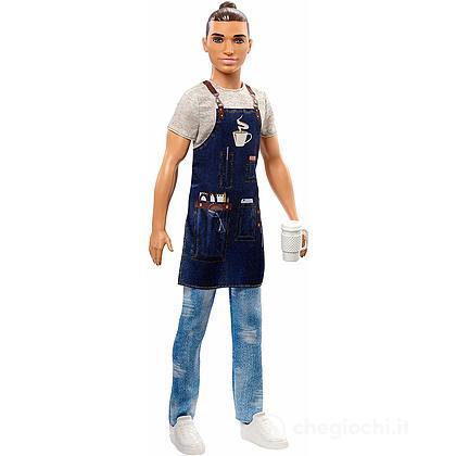 Barbie Ken Barista (FXP03)