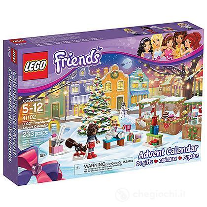 Calendario Avvento Lego City.Calendario Avvento Lego Friends 41102