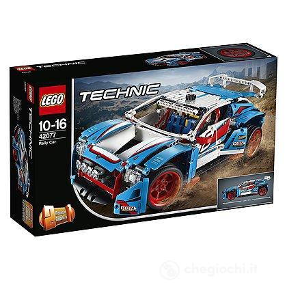 Auto da rally - Lego Technic (42077)