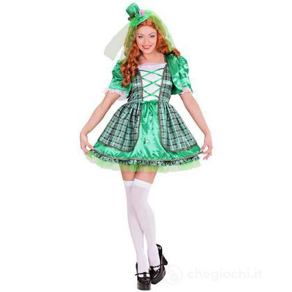 Costume adulto Irish Girl S (01691)
