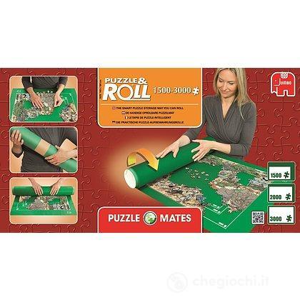 Puzzle & Roll Fino A3000 Pezzi