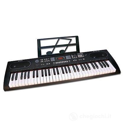 Tastiera Digitale 61 tasti con supporto (16 6125)