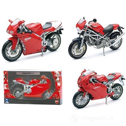 Moto Ducati Monster 2 Scala 1:12 (43693)