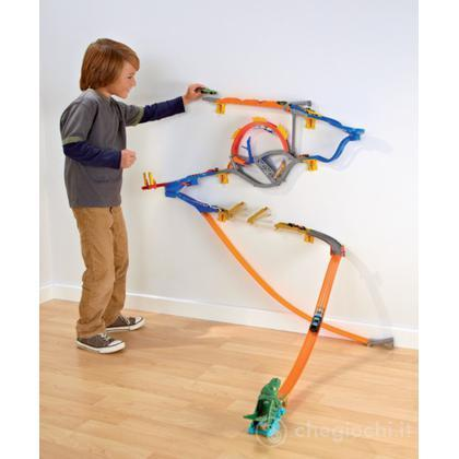 Hot Wheels - Wall tracks set base (W2108)