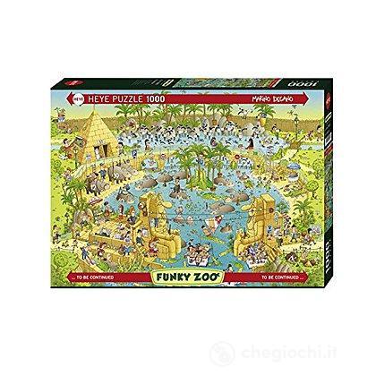 Puzzle 1000 Pezzi - Habitat del Nilo