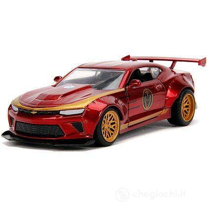 Auto 1:32 Iron Man Chevy Camaro 2016 (3222003)