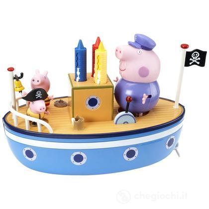 Nave Peppa Pig Bathtime Boat