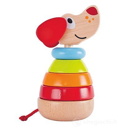Pepe impilabile con suoni (E0448A )