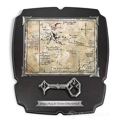 Il Signore degli Anelli: Chiave e Mappa di Thorin (NN1212)