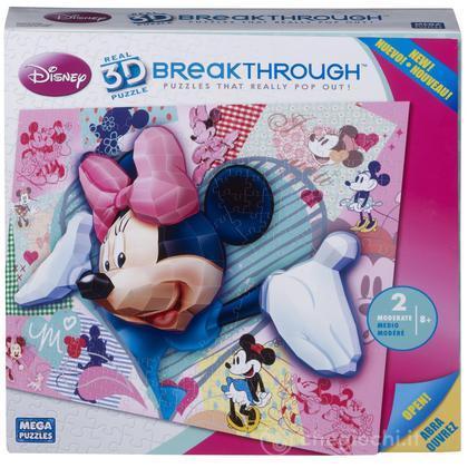 Puzzle 3D Minnie