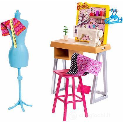 Atelier della Stilista. Barbie non inclusa (FXP10)