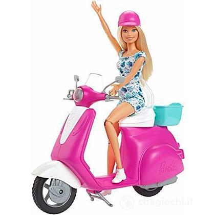 Barbie Scooter (GBK85)