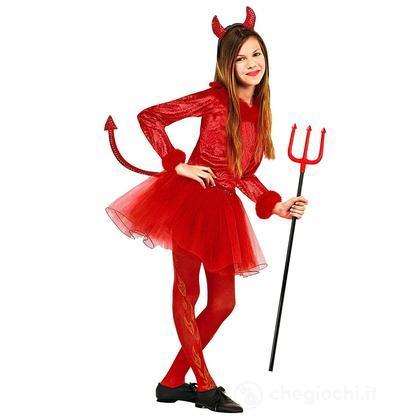 Costume Diavoletta 5-7 anni