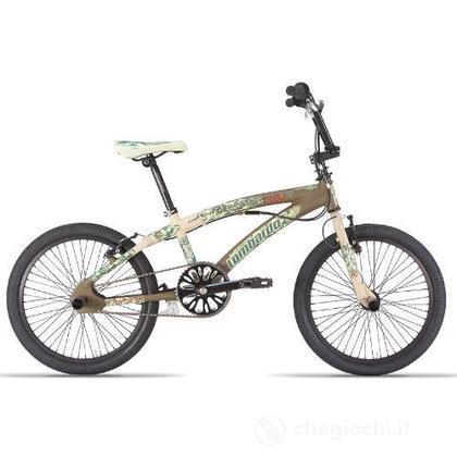 "Bici Bmx 20"" Special Military Green"