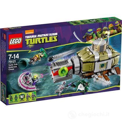 Inseguimento sottomarino - Lego Teenage Mutant Ninja Turtles (79121)