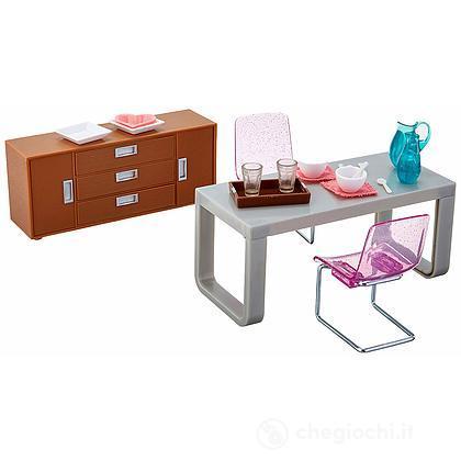Set accessori casa bambole (LO37030Z)
