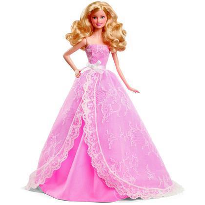 Barbie Birthday Wishes 2015 (CFG03)