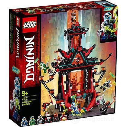 handling Playing chess Air conditioner  Il Tempio della Follia Imperiale - Lego Ninjago (71712) - Set costruzioni -  Lego - Giocattoli   chegiochi.it