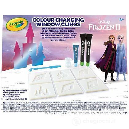 Set Attacchini Cambia Colore Disney Frozen 2 (23-070365)
