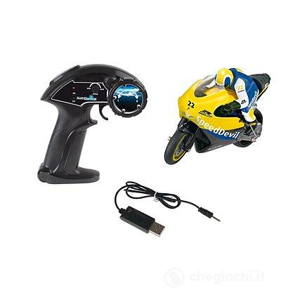 "Radiocomando Bike ""Speed Devil I"" giallo/blu"