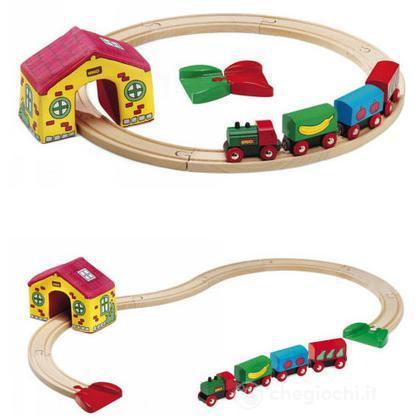 Prima ferrovia