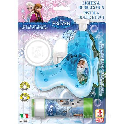 Pistola Bolle Frozen