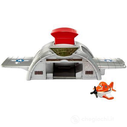 Planes Microdrifters Lanciatore Hangar (Y4587)
