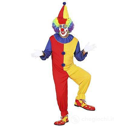 Costume adulto clown S