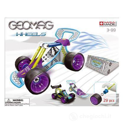 Geomag Wheels Race 2 (GE702)