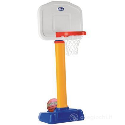 Super Basket Con Tre Altezze Regolabili (Cm120-150-180)