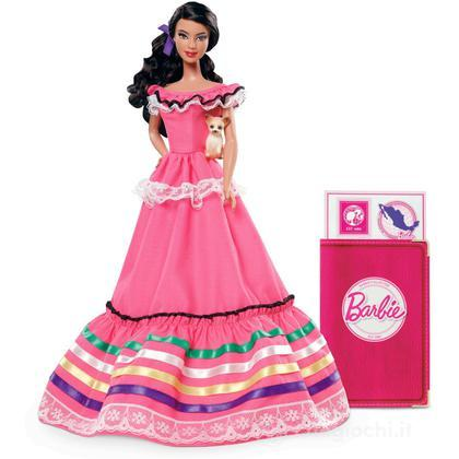Barbie Dolls of the World Messico (W3374)