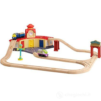 Chuggington Trainee Roundhouse Set