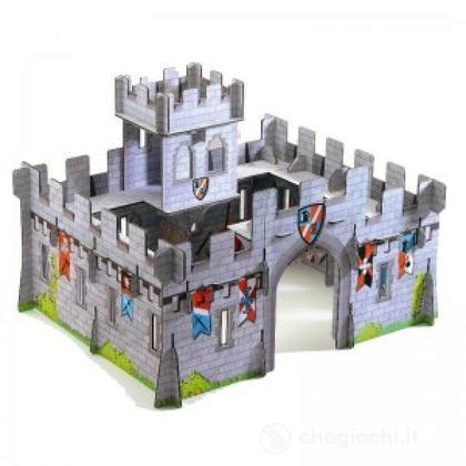 Castello medievale 3D (DJ07703)