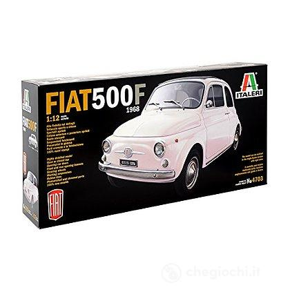 Auto Fiat 500F (1968 Version) 1/12 (IT4703)