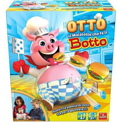 Otto Il Maialotto Che Fa Il Botto (30703)