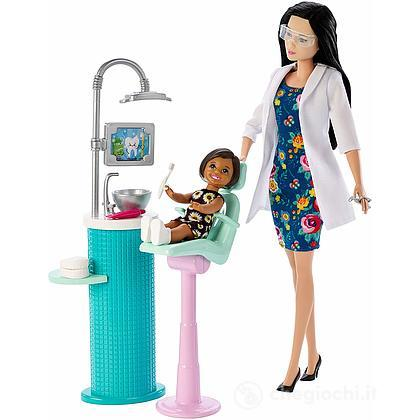 Barbie Carriere Dentista Playset (FXP17)