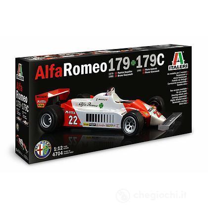 Auto Alfa Romeo 179 179C (IT4704)
