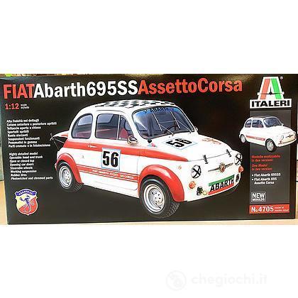 Auto FIAT Abarth 695SS Assetto Corsa 1/12 (4705)