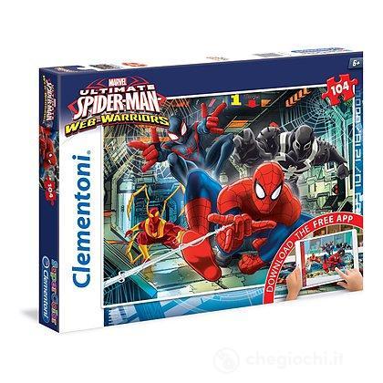 Puzzle Ultimate Spider-Man 104 Pezzi con APP (20705)