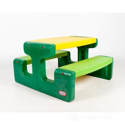 Grande Tavolo Da Picnic: Verde (9000466)